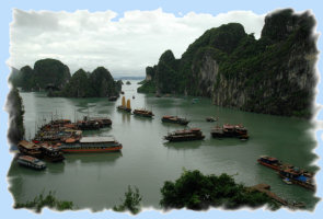 Ha Long, Along, vietnam